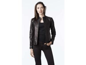 Mason & Cooper Moto Leather Jacket