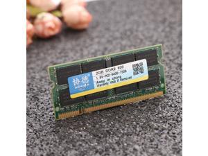 XIEDE 2GB 2G PC2-6400 DDR2 800Mhz 200 Pin CL5 Laptop Notebook Memory RAM