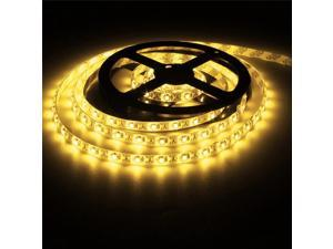 200CM 3528 SMD 120 LED USB Flexible Strip Light TV Background Lighting IP65 Xmas- Warm White