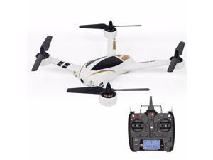 XK X252 5.8G FPV With 720P 140° Wide-Angle HD Camera Brushless Motor 7CH 3D 6G RC Quadcopter RTF=Mode 2 Left hand Throttle