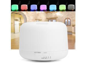 LED Air Diffuser Purifier Atomizer Ultrasonic Aroma Cool Mist Humidifier Home