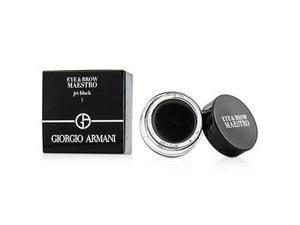 Giorgio Armani - Eye & Brow Maestro - # 1 Jet Black 5g/0.17oz