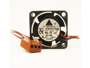 25mm 10mm New Case Fan 12V PC CPU Cooling Ball Bearing 3 pin 2510