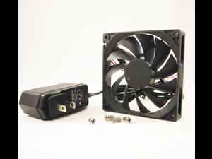 92mm 15mm New AC Fan 110V 115V 120V AC Cooling Kit Ball Bearing Cabinet 1317