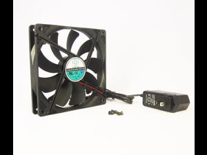 140mm 25mm New AC Fan 110V 115V 120V AC Cooling Kit Ball Bearing Cabinet 14025