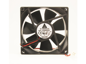 92mm 25mm New Case Fan 24V DC 67CFM PC Computer Cooling Ball Brg 2 wire 9225