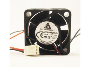 40mm 20mm New Case Cooling Fan 12V Waterproof to IP55 2 Wire Ball Bearing 4020