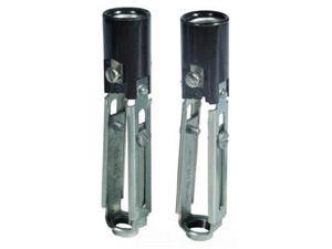 Westinghouse Lighting Corp 2-Pack Adjustable Candelabra Socket