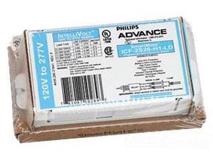 Philips Advance 11775 - ICF-2S13-H1-LD (K) Compact Fluorescent Ballast Kit with mounting hardware