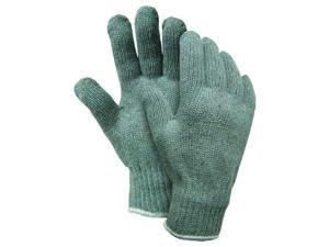 MEMPHIS GLOVE 9507SM 7GAUGE GRAY COTTON/POLYESTER HEAVY WEIGHT STRING