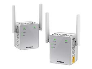 NETGEAR EX3700 AC750 Wireless Range Extender 2-Pack