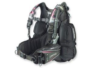 Cressi Air Travel 2.0 Travel Lady BCD, Pink, Size Medium