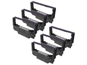 Speedyinks - Compatible Epson ERC-38P Purple Ribbon ERC-34 ERC-38 TM-300A TM-300B TM-300C