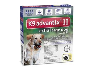 K9 Advantix II for Dogs X-Large Blue 4 Months