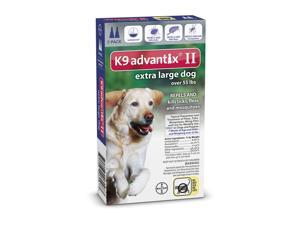 K9 Advantix II for Dogs X-Large Blue 2 Months