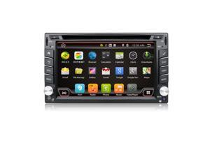Dual Core Android 4.4 Car DVD Player GPS Navi PC For Toyota Tiida Qashqai Sunny X-Trail Paladin Frontier Patrol Versa Livina