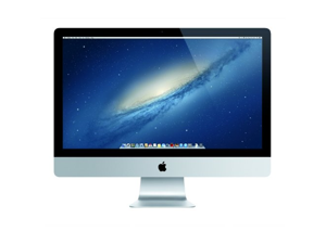 Apple iMac 27  Desktop - 3.4GHz Intel Core i7 Quad-Core, 1TB Fusion Drive, 16GB 1600MHz DDR3 SDRAM, 10.8 Mountain Lion (