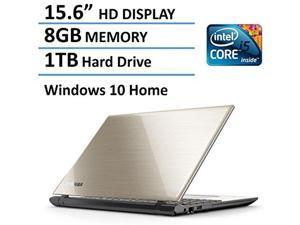 2016 New Edition Toshiba Satellite L55 15.6  High Performance Laptop with Flagship Specs, Intel Core i5-5200U Processor,