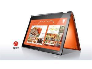 Lenovo Yoga 2 Pro Convertible Ultrabook Tablet - Intel Core i5-4210U, 128GB SSD, 4GB RAM, 13.3  QHD+ 3200x1800 Touchscre