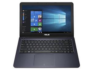 "ASUS Laptop E402SA-DS01-BL Intel Celeron N3050 (1.60 GHz) 2 GB Memory 32 GB SSD Intel HD Graphics 14.0"" Windows 10 Home 64-Bit"