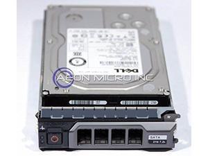 55FX5 - DELL 2TB 7.2K SATA 3.5 6Gbps Hard Drive W/F238F TRAY/CADDIE - CONSTELLATION ES.3