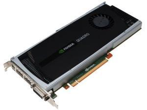 nVidia Quadro 4000 2GB GDDR5 PCI-E x16 2.0 Graphics Video Card With DVI and DisplayPort Outputs Dell Part Number: 38Xnm