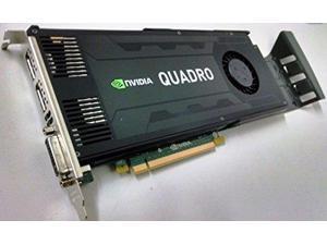 Dell OEM NVIDIA Quadro K4000 3GB GDDR5 GRAPHIC CARD DP/N: D5R4G