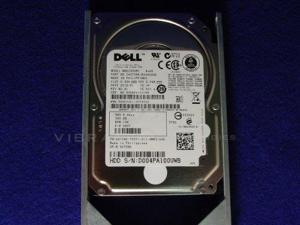 Dell Fujitsu 300GB 10K RPM 6Gbp/s SAS 2.5 Inch Hard Drive U706K MBD2300RC