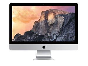 Apple iMac 27  Desktop with Retina 5K display - 3.2GHz Intelquad-core Intel Core i5, 1TB Fusion Drive, 32GB 1867MHz DDR3