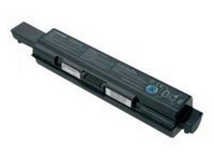 Toshiba Primary High Capacity Battery Pack - Notebook battery ( high capacity ) - 1 x lithium ion 12-cell 9000 mAh - for