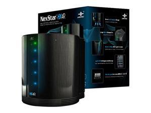 Vantec NexStar HX4R NST-640S3R-BK Quad 3.5-Inch SATA to USB 3.0 & eSATA External Hard Drive Raid Enclosure with Fan