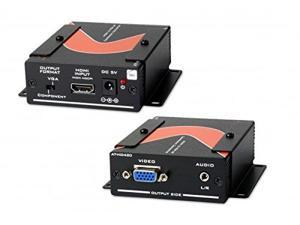 Atlona Technologies AT-HD420 HDMI to VGA Component with Stereo Audio Format Converter