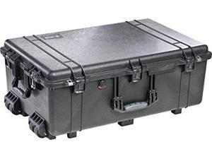Pelican 1650 Case with Foam for Camera (Black)