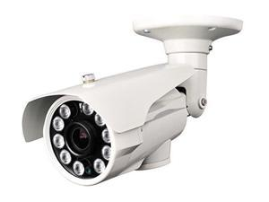 Hq-cam® 1000TV Lines High Resolution Security Camera 10IR Large LEDs Sony Effio 2.8 ~ 12mm Vari-focal Lens CCTV Day and