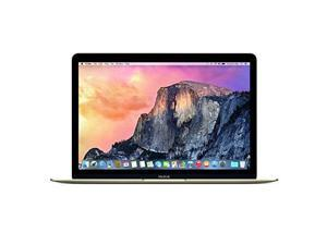 Apple MacBook Gold 12-Inch Laptop with Retina Display - 1.1GHz Dual-Core Intel Core M, 256GB Flash Storage, 8GB DDR3 Mem