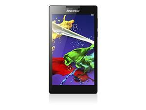 Lenovo Tab 2 A7 Bundle (59445647) 7-Inch 8 GB Tablet with Earbud and Sleeve, Ebony