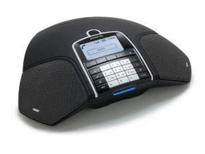 Konftel KO-840101077 Handset Landline Telephone, Black