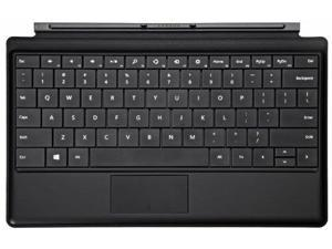 New Original Thin Microsoft Type Cover Mechanical keyboard for Surface RT Surface 2 Surface Pro Surface Pro 2 (Black Typ