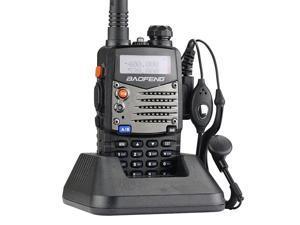 BaoFeng UV-5RA Two-Way Radio, Dual band UHF/VHF Ham 136-174/400-520MHz Transceiver