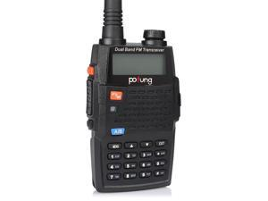 BaoFeng BF-F9+TP Two-Way Radio, Dual Band UHF/VHF Ham 136-174/400-520MHz Tri-Power 1/4/8W