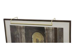 "House of Troy Slim-line 30"" Satin Brass Picture Light - SL30-51"