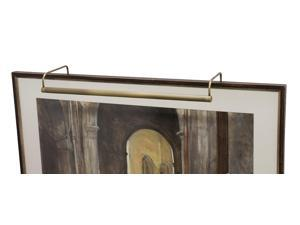 "House of Troy Slim-line 21"" Antique Brass Picture Light - SL21-71"