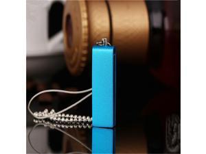 Revolity 32GB USB 2.0 Flash Drive DataFortress 6MB/C High Read Speed Memory Stick, Portable USB Thumb Drive for Windows 10, 8, 7, XP, Vista & Apple Macbook etc Color Blue