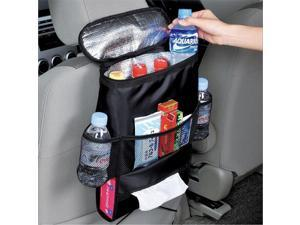 Revolity Universal Car Auto Seat Back Organizer with Multi-Pockets, Heat Preservation and Cooling Pocket Bag Collector
