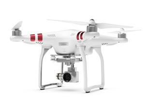 Refurbished: DJI Phantom 3 Standard Quadcopter Aircraft with 3-Axis Gimbal and 2.7k Camera (DJI Official Refurbish)