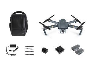 DJI Mavic PRO FLY MORE COMBO Portable Collapsible Mini Drone