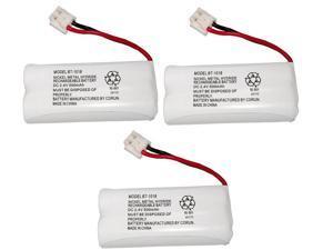 Uniden BT-1018 BBTG0743101 Rechargeable Cordless Handset Phone Battery (3-Pack)