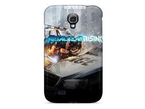 Sanp On Case Cover Protector For Galaxy S4 (metal Gear Rising Revengeance)