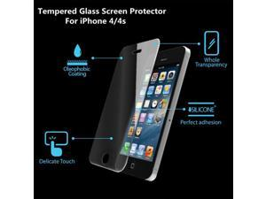 9H 0.26mm Screen Protection Tempered Glass For  iPhone 4 4s 5 5s SE 6 6S Screen Protector Film for iphone6 Plus Tempered Glass