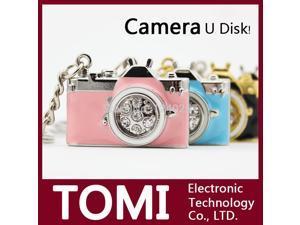 Garunk mini camera usb flash drive girl 4G 8G 16G 32G flash memory drive gift engraving logo u disk pen drive upan -inUSB Flash Drives